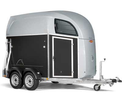 Duo series maple lane equestrian trailers bckmann horse duo r sciox Image collections