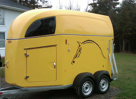 New inventory maple lane equestrian trailers bckmann horse nissan and champion model sciox Image collections